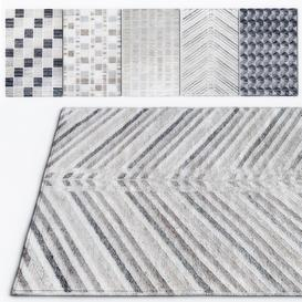 Flatweave rugs 3d model Download  Buy 3dbrute