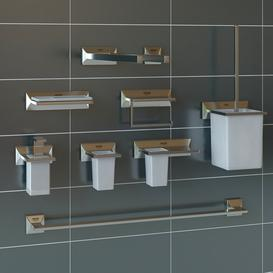 Grohe Allure Brilliant 3d model Download  Buy 3dbrute