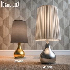 IdeaL lux 67483 41838 3d model Download  Buy 3dbrute