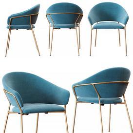 JAZZ Chair 3d model Download  Buy 3dbrute