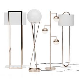 Lamp Set 1 3d model Download  Buy 3dbrute