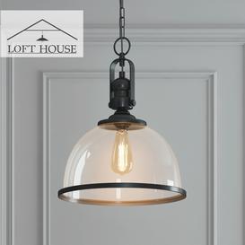 LOFT HOUSE P 190 3d model Download  Buy 3dbrute