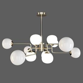 Maytoni: Pendant Lamp   Erich 3d model Download  Buy 3dbrute
