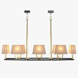 Officina Luce Trapeze 3d model Download  Buy 3dbrute