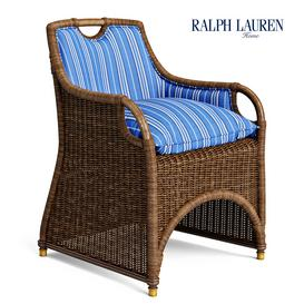 RALPH LAUREN Jamaica Wicker Dining chair 3d model Download  Buy 3dbrute