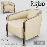 Rugiano Paris armchair
