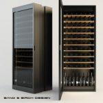 sand birch HT LUX winecellar 3d model Download  Buy 3dbrute