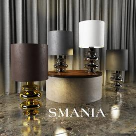 Smania Table lamp 3d model Download  Buy 3dbrute