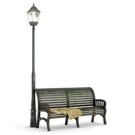 Street lamp 18 3d model Download  Buy 3dbrute