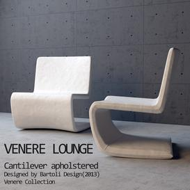Venere Lounge 3d model Download  Buy 3dbrute
