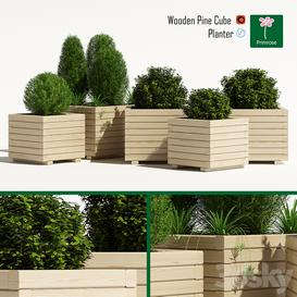 Cube planter 3d model Download  Buy 3dbrute