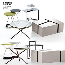 Punta Nave-Tetis S-Taylor-Etage by Christine Kroencke 3d model Download  Buy 3dbrute