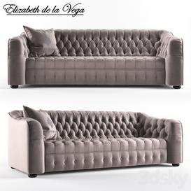 Sofa A48 LT 3d model Download  Buy 3dbrute