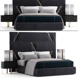 My design bed 3d model Download  Buy 3dbrute