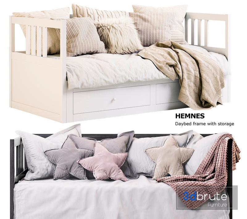 Hemnes Daybed Ikea Model