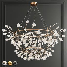 Mini Double Moooi Chandelier 3d model Download  Buy 3dbrute