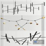 Brand Chandelier Collection – 3 type
