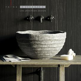 Wash Faina VULYK 3d model Download  Buy 3dbrute