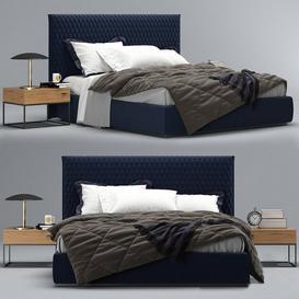 Alf Allen bed 3d model Download  Buy 3dbrute