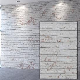 Brick WAll 3d model Download  Buy 3dbrute