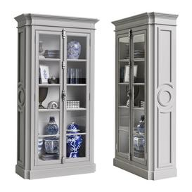 Eichholtz Cabinet Icone109891 3d model Download  Buy 3dbrute
