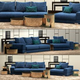Fendi Casa Madison 3d model Download  Buy 3dbrute