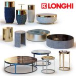 FRATELLI LONGHI Coffee Tables Set 01