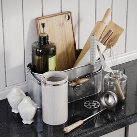 Kitchen Decor set 02 3d model Download  Buy 3dbrute
