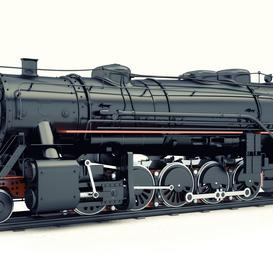 Loco 3d model Download  Buy 3dbrute