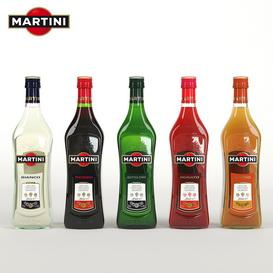 Martini Family 3d model Download  Buy 3dbrute