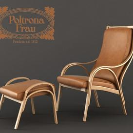Poltronafrau CAVOUR 3d model Download  Buy 3dbrute