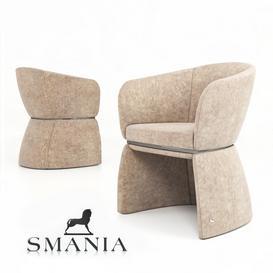 Smania Armchair 3d model Download  Buy 3dbrute