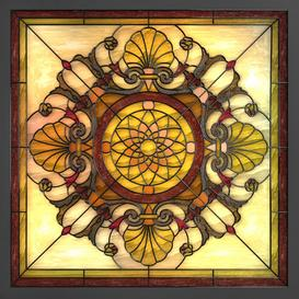 Stained Glass 3d model Download  Buy 3dbrute