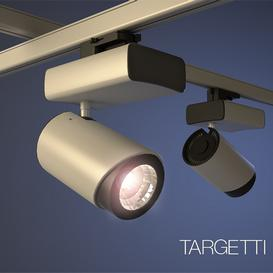 Targetti ledo compact hit 3d model Download  Buy 3dbrute