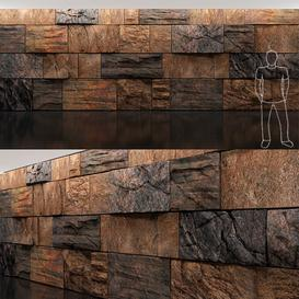 wild stone wall 3d model Download  Buy 3dbrute