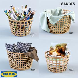 IKEA Gaddis LT 3d model Download  Buy 3dbrute