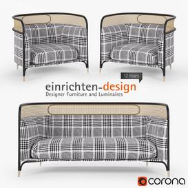 Targa Lounge  Sofa 3d model Download  Buy 3dbrute