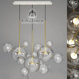 Ceiling light M4 3d model Download  Buy 3dbrute