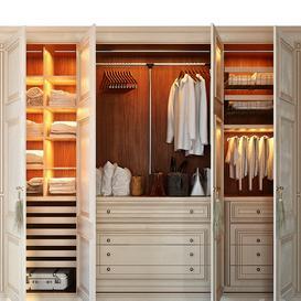 Lanpas closet  Fiesole  LT 3d model Download  Buy 3dbrute
