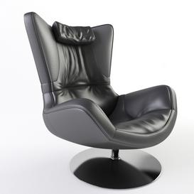 Natuxxi Sound Arm Chair 3d model Download  Buy 3dbrute
