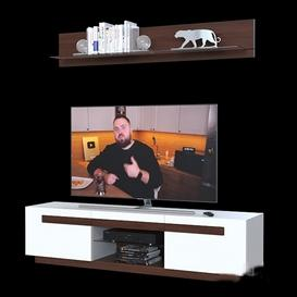 TV stand Szynaka Kashmir 25- 3d model Download  Buy 3dbrute