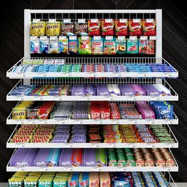 Candy rack LT 3d model Download  Buy 3dbrute