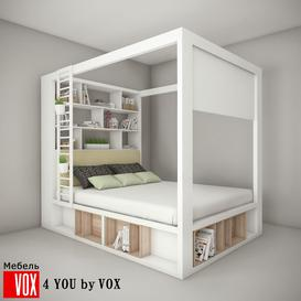 4 YOU by VOX 3d model Download  Buy 3dbrute