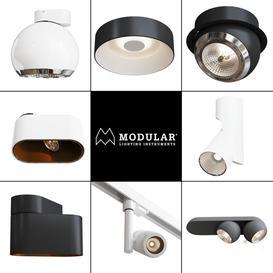 Modular Lighting Instruments LT 3d model Download  Buy 3dbrute
