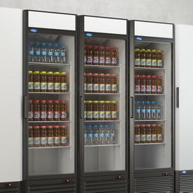 Refrigerated Capri 0 5 LT 3d model Download  Buy 3dbrute