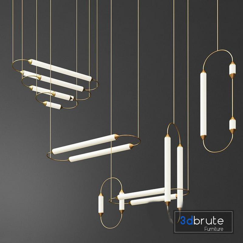 Lighting From Giopato Coombes