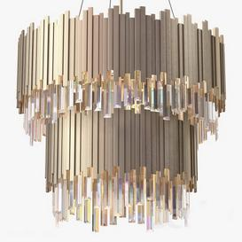 Theodore-Alexander-Tyrol-Chandelier 3d model Download  Buy 3dbrute