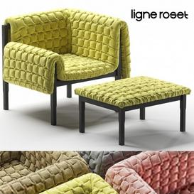 RUCHE Armchair 3d model Download  Buy 3dbrute