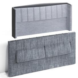 Headboard N21 3d model Download  Buy 3dbrute