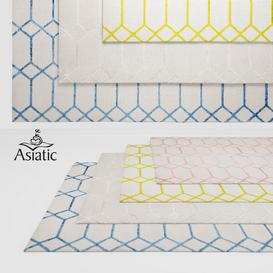 Asiatic Koko Rugs 3d model Download  Buy 3dbrute